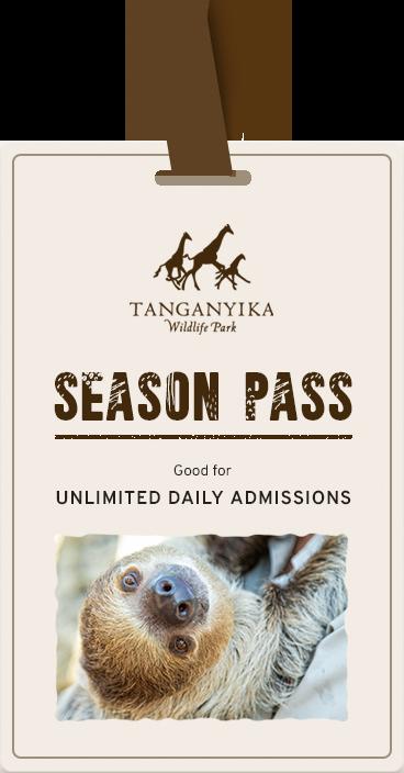 Tanganyika Halloween 2020 Season Pass – Tanganyika Wildlife Park